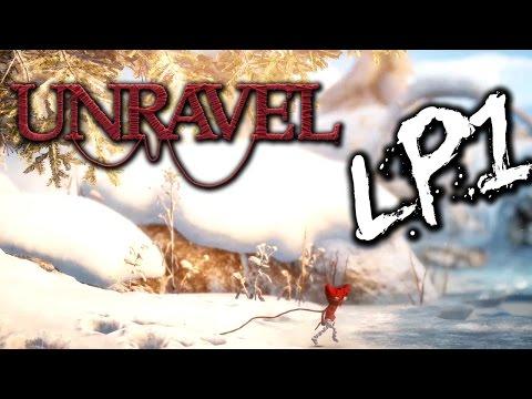Unravel《毛綫小精靈》Last Part (上) -  冰天雪地