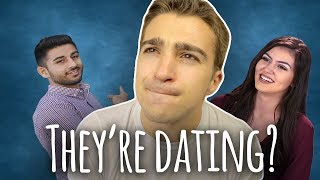 One of BostonTom's most viewed videos: MIKAELA AND LABIB ARE DATING?! Q AND A