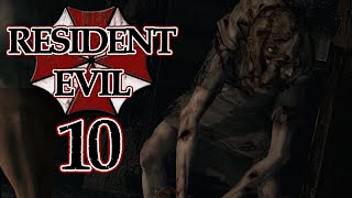 Resident Evil Remastered Walkthrough Gameplay - Part 10 - Chris Redfield - No Commentary