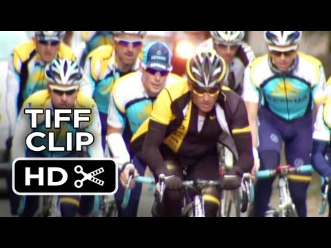TIFF (2013) - The Armstrong Lie Movie Clip #1 - Lance Armstrong Documentary HD