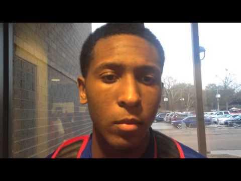 Leland Alexander discusses Ellender's comeback defeat of Carroll