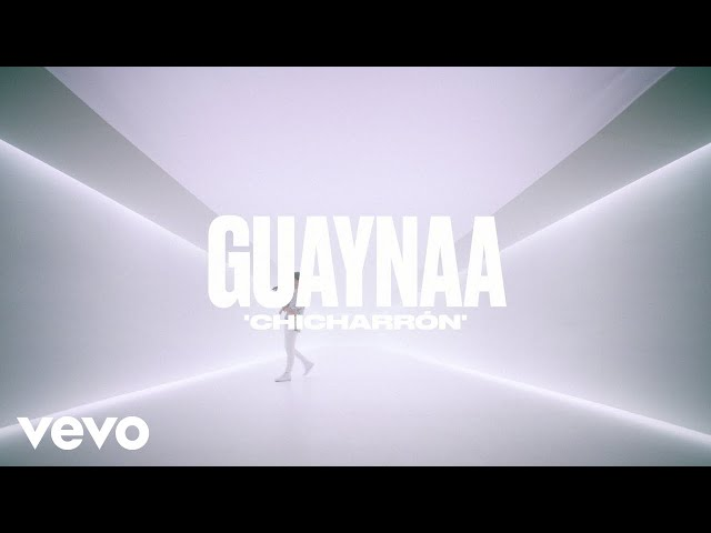 Guaynaa - Chicharrón (Live) | Vevo DSCVR Artists To Watch 2020
