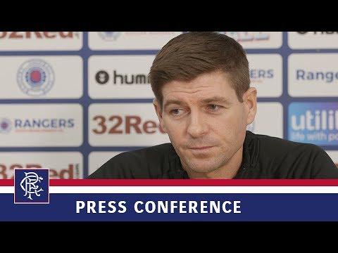 PRESS CONFERENCE   Gerrard & Candeias   04 Dec 2018