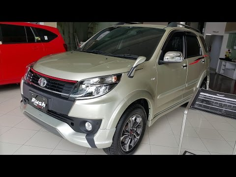 beda new yaris g dan trd all kijang innova facelift toyota rush sportivo ultimo