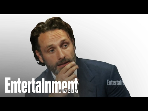 'The Walking Dead' Cast and Crew Interview - Comic-Con 2013