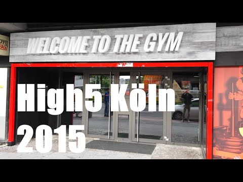 high5 gym k ln studiorundgang 2015 youtube. Black Bedroom Furniture Sets. Home Design Ideas