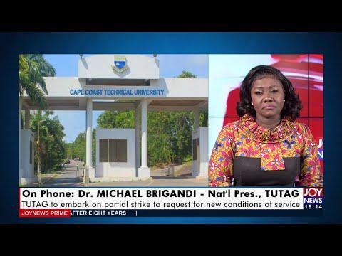 Joy News Prime (11-6-21)