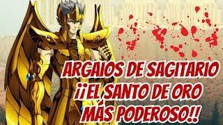 ¡¡Conoce al Santo más Poderoso, Sagitario!! - Saint Seiya