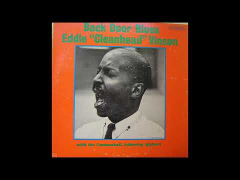 Eddie 'Cleanhead' Vinson & Cannonball Adderley -  Backdoor Blues ( Full Album )