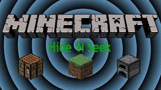Minecraft Hide n