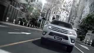 Hilux Revo the great creation_30sec
