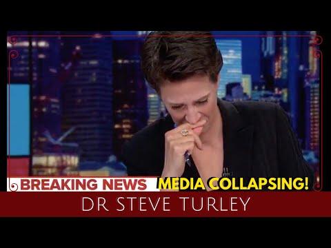 Leftist Media COLLAPSING as Coronavirus DESTROYING Globalist News Outlets!!!
