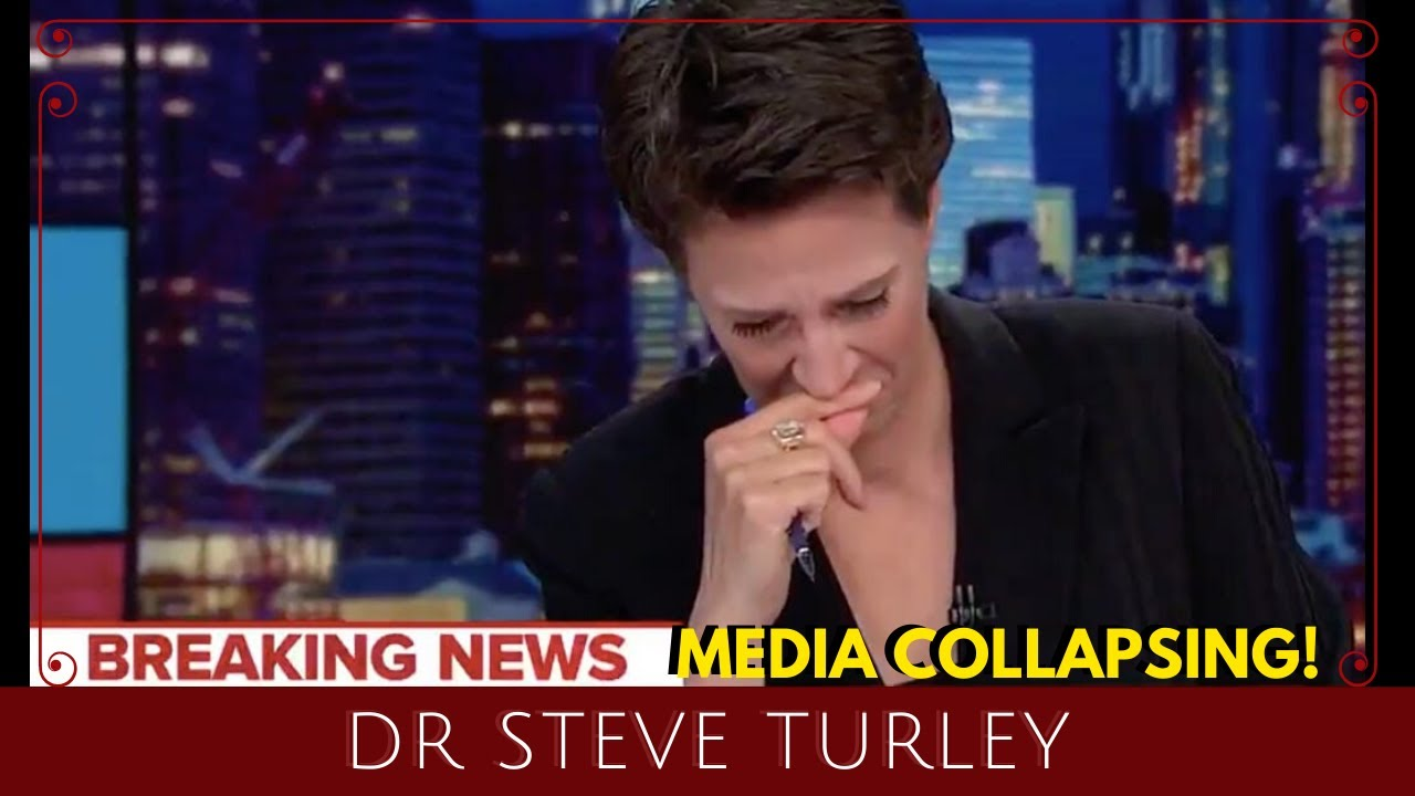 Leftist Media COLLAPSING as Coronavirus DESTROYING Globalist News Outlets!!!