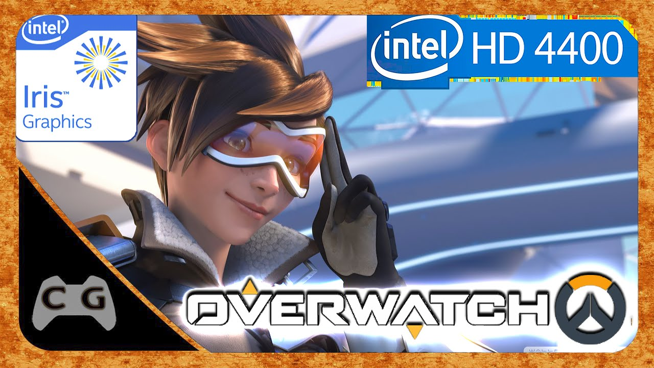 Overwatch Teste Na Intel HD Graphics 4400 #168