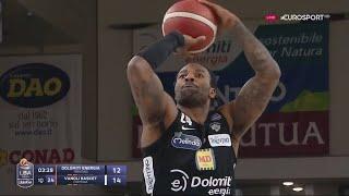 Aquila Basket Trento vs Vanoli Cremona - Oct. 9, 2021 || Full Game LBA Italy Serie A 2021-2022
