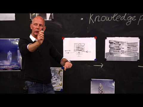 Architect Ben van Berkel (UNStudio) on Sensing