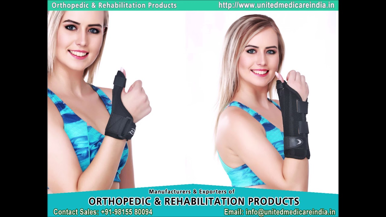 Orthopedic Products Belts & Braces manufacturers exporters in India