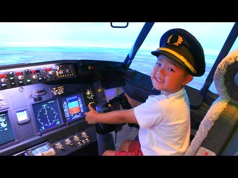 Flight Experience - Flight Simulator,  Singapore