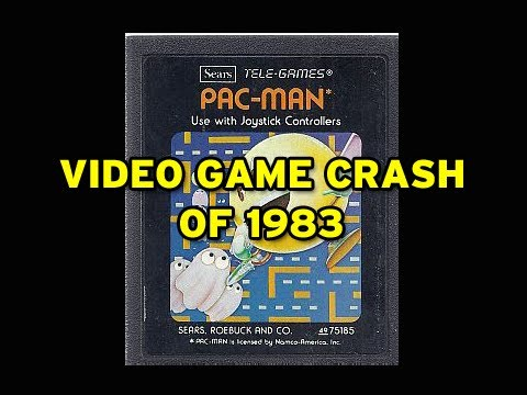 VIDEO GAME CRASH OF 1983