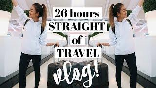 26 hrs of travel plane essentials asia vlog 1