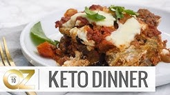 How to Make Keto-Friendly Eggplant Lasagna