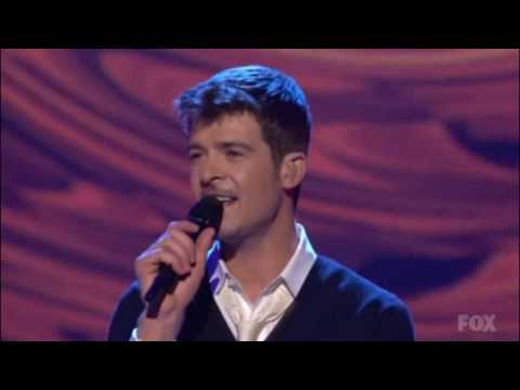 Robin Thicke: Lost Without U (American Idol)