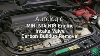 MINI N14 N18 Engine Carbon Cleaning - How To Clean