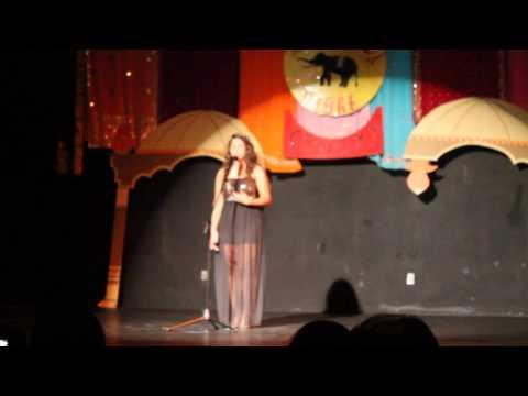 Gravity - Sara Bareilles (Angelina Troche cover)