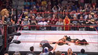 Top 10 WWE Divas & TNA Knockouts Matches 2013