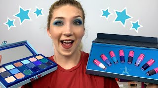 Jeffree Star Blue Blood Collection|Swatches|Review