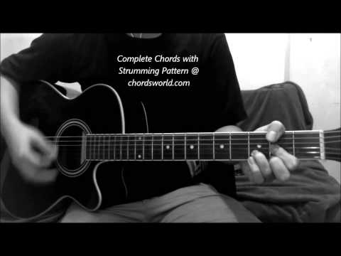 Umaaraw Umuulan Chords by Rivermaya - chordsworld.com