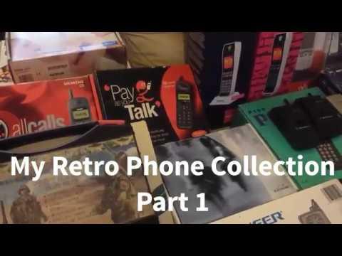 Retro Phone Show My Retro phone collection part 1