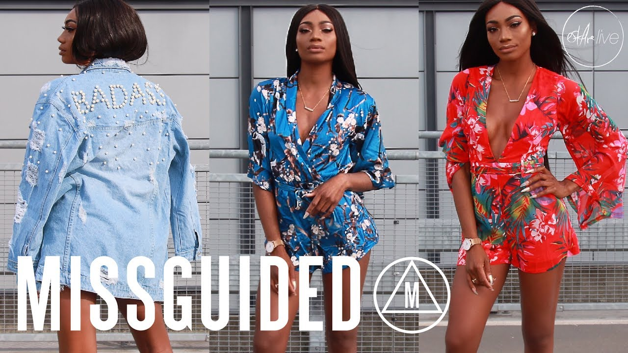 [VIDEO] - SUMMER '17 LOOKBOOK | MISSGUIDED BRAND ARMY! 4