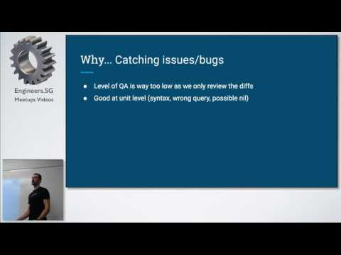 Code review: do we do it right? - Singapore Ruby Group