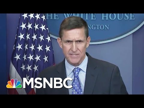 Cracks Deepen In White House Michael Flynn Story With New Senate Testimony | Rachel Maddow | MSNBC