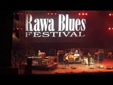 Daniel Castro Band - Maureena @ Rawa Blues, Katowice 12.10.2019