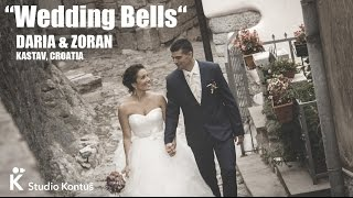 """wedding Bells"" - Wedding Day Of Daria & Zoran In Kastav, Croatia"