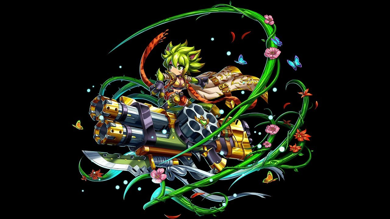 Brave frontier bayley sp build