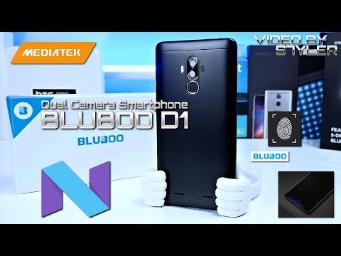 BLUBOO D1 (Review) $79 Affordable Dual Camera 5.0 Inch Smartphone