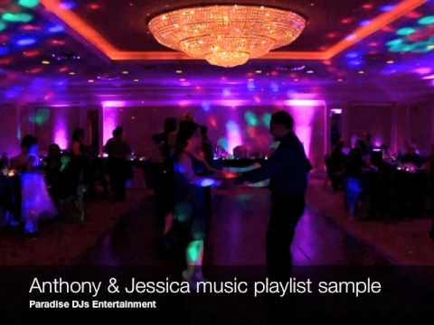 Paradise Djs Entertainment Wedding Bridgewater Manor Nj 2017