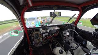 Download Video 2018 2CV 24Hr Onboard Race Start, first few laps, Lots of action MP3 3GP MP4