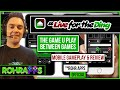 #LIVEFORTHEDING -The Game you play between games | mobile gameplay & review |™ROHR APPS OFFICIAL