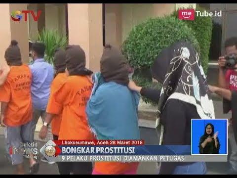 Miris! Adanya Hukum Cambuk Tak Buat Takut Para Pelaku Prostitusi di Aceh - BIS 28/03