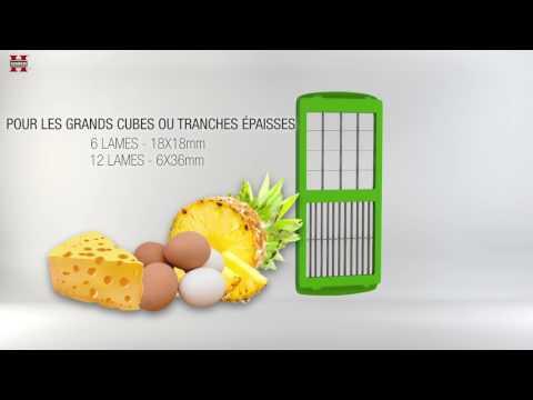Découpe Légumes et Fruits Express Amazing Slicer