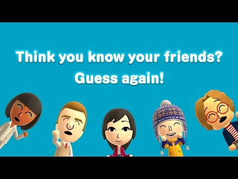 Miitomo launch trailer