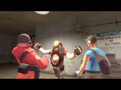 Team Fortress 2 - Zombie Apocalypse Part 1 - Outbreak