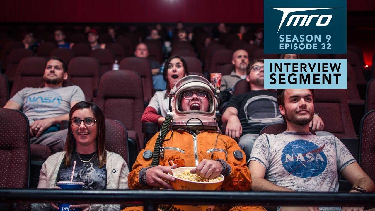 Tim Dodd, Everyday Astronaut Interview - 9.32 - YouTube