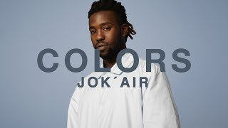 Jokair L 39 etrangere A COLORS SHOW.mp3