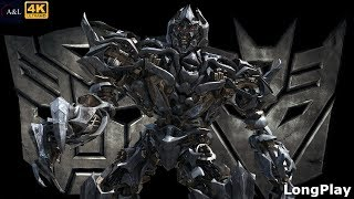 PC - Transformers: The Game - Decepticons - LongPlay [4K: 48Fps]