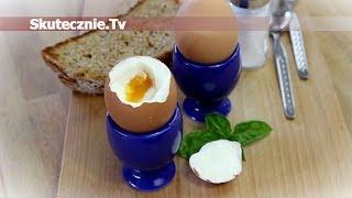 Jak ugotować idealne jajka na miękko :: Skutecznie.Tv [HD]